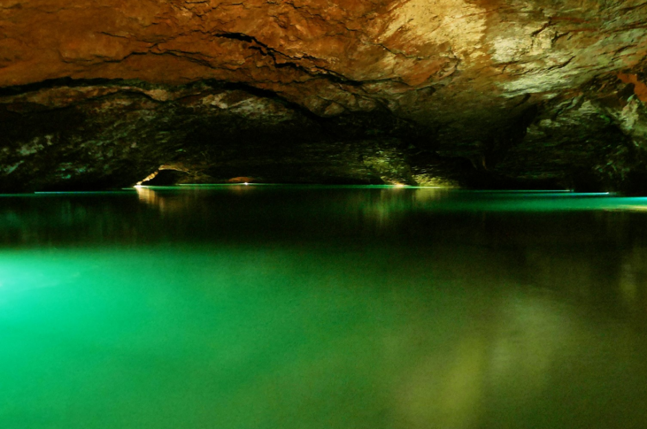 Environmental Monitor   The Lost Sea: Second Largest Underground Lake