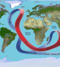 Atlantic Ocean overturning circulation