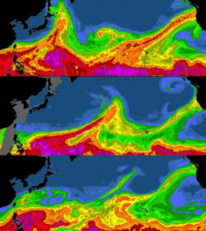 atmospheric rivers climate models