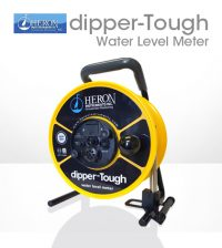 Heron dipper-tough water level meter