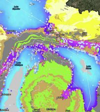 geospatial database great lakes university of michigan