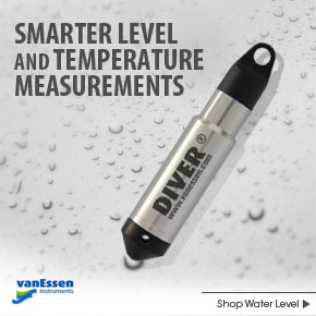Van Essen Water Level Logger