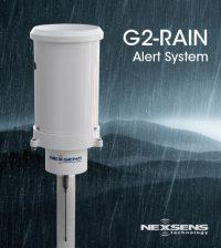 NexSens G2-RAIN rain alert system