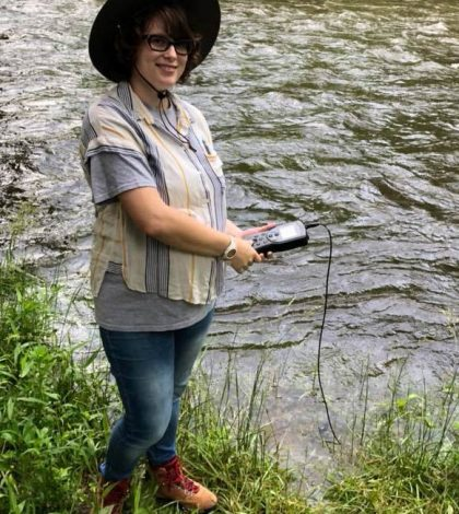 Ancient Cherokee Streams
