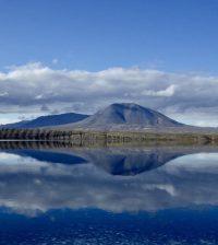 High Arctic Lake Warming