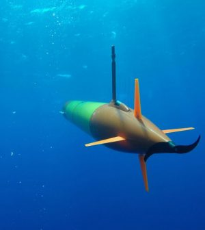 LRAUVs Tracking Ocean Microbes