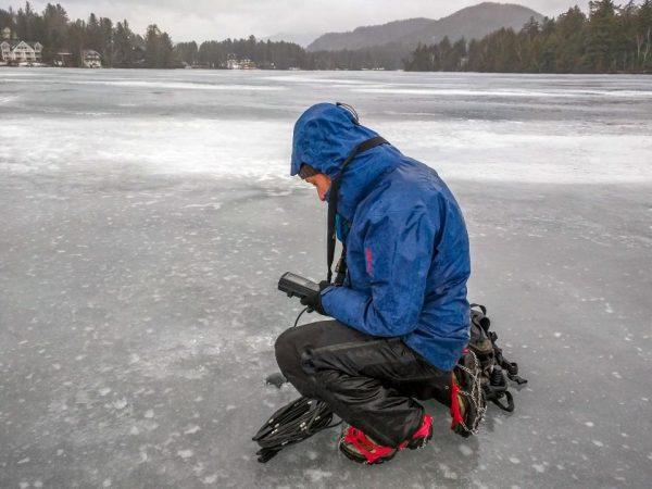 Mirror Lake Salt Levels