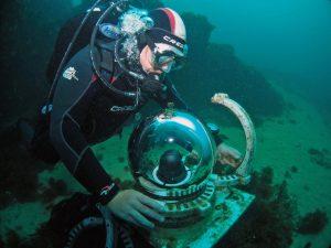 underwater webcam
