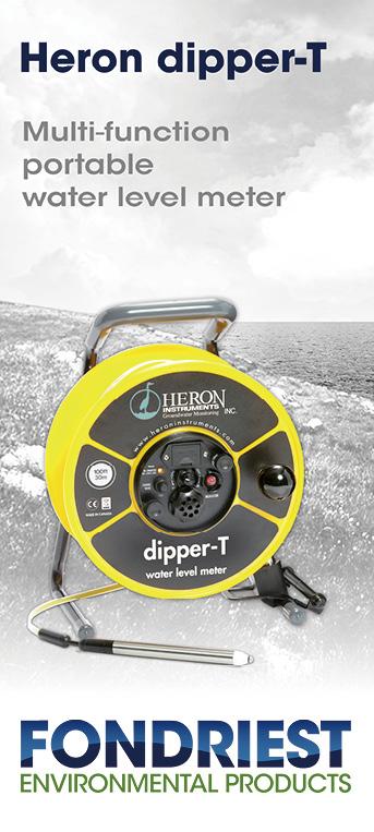 Heron dipper-T