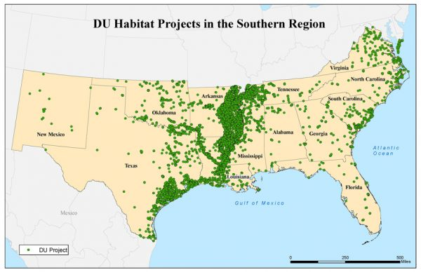 Environmental Monitor | Ducks Unlimited Protects and Restores ... on