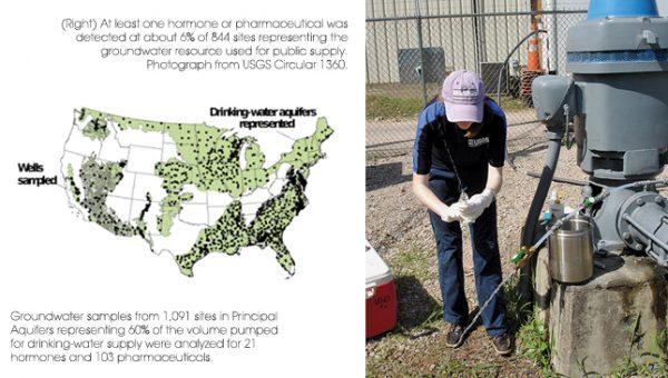 groundwater contaminants
