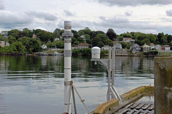 tide gauge data